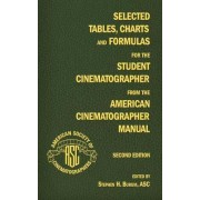 Selected Tables, Charts and Formulas for the Student Cinematographer from the American Cinematographer Manual Second Edition by Stephen H. Burum
