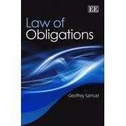 Law of Obligations by Geoffrey Samuel