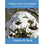 Fantasy Snow Formations: Poetry in a New England Garden