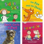 Learn to Read at Home with Phonics Bug: Pack 3 (Pack of 4 Reading Books with 3 Fiction and 1 Non-Fiction) by Emma Lynch