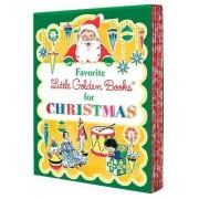 Favorite Little Golden Books for Christmas by Various