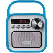 Boxa Portabila Serioux Joy, Bluetooth, Radio FM, miscroSD (Albastru)