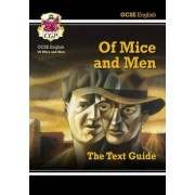 GCSE English Text Guide - Of Mice and Men by CGP Books