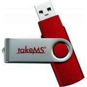 takeMS MEM-Drive Mini Rubber 64GB