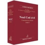 Noul Cod Civil. Comentariu Pe Articole Ed.2 - Fl.A. Baias E. Chelaru