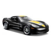 Maisto 31203 - Modellino Die Cast 2009 Chevrolet Corvette GT1, Colori Assortiti
