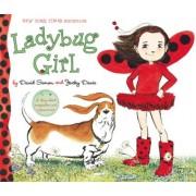 Ladybug Girl by David Soman