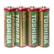Baterije Toshiba Heavy Duty AA R6 1/4