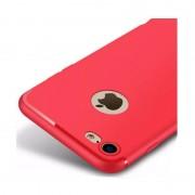 Husa Ultra Slim Silicon Iphone 6/6S Rosu