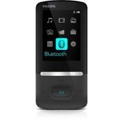 "Philips SA5AZU04KF/12 Reproductor de MP4 (4 GB, pantalla de 2.2"", Radio, Bluetooth) negro"