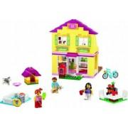 Set Constructie Lego Juniors Casa Familiei