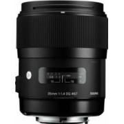 Obiectiv Foto Sigma 35mm F1.4 DG HSM Canon EF Art