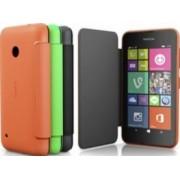 Husa Flip Shell Nokia Lumia 530 Orange