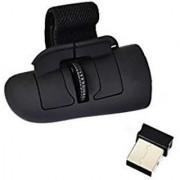 Generic Mini 2.4GHz USB Wireless Finger Rings Optical Mouse 1200Dpi For PC Laptop Desktop Black
