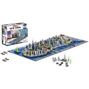Puzzle 4d New York 840 piezas - regalo Maestro