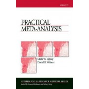 Practical Meta-Analysis by Mark W. Lipsey