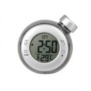 Despertador sin pila con agua gris