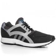 Adidas ORIGINALS Herren Laufschuhe Textil schwarz schwarz,schwarz