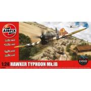 Airfix kit constructie hawker typhoon mkib scara 1:24