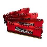 G.Skill Ripjaws Z Series - DDR3 - 16 Go : 4 x 4 Go - DIMM 240 broches - 1866 MHz / PC3-14900 - CL9 - 1.5 V - mémoire sans tampon - non ECC