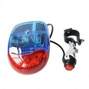 Luzes de Bicicleta Frente Bike Light LED com chifre / Fácil Transporte 200LM Lumens Bateria Outros Azul Ciclismo