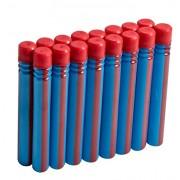 Mattel Boomco Munizioni Dart Blue W/Rosso Stripe Y8621 Bgy60