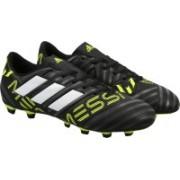 Adidas NEMEZIZ MESSI 17.4 FXG Football Shoes(Black)
