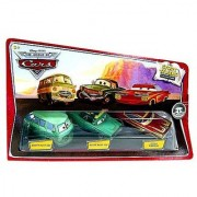 Disney / Pixar CARS Movie 1:55 Die Cast Story Tellers Collection 3-Pack Dusty Rusty and Retro Ramone