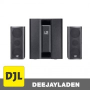 LD Systems Dave 8 Roadie System schwarz