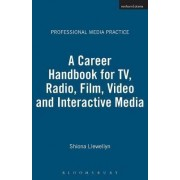 A Career Handbook for TV, Radio, Film, Video and Interactive Media by Shiona Llewellyn
