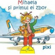Mihaela si primul ei zbor