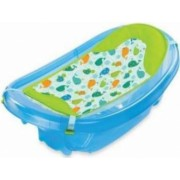 Set Cadita Si Suport De Baita Sparkle And Splash-Blue