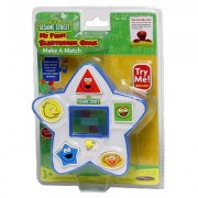Sesame Street My First Electronic Learning Games Make A Match Electronic Game