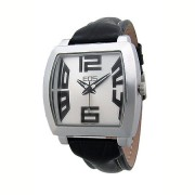 EOS New York CAPONE Watch Black/Silver 31L