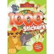 Disney Junior - The Lion Guard 1000 Stickers by Parragon Books Ltd
