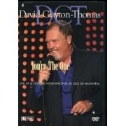 David Clayton- Thomas - You're the One (0068944510399) (1 DVD)