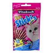 Cat Stickis Slim salmon + trout - 12ks