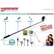 Promate Monopro-10 Extendable Selfie Monopod for