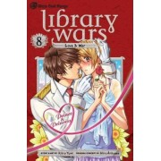 Library Wars: Love & War, Volume 8 by Kiiro Yumi