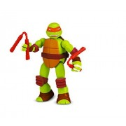 TMNT Tortues Ninja - 5579 - Figurine Animation Transformable - Mix N' Match - Mike - 12 cm