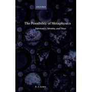 The Possibility of Metaphysics by E. J. Lowe