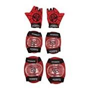 Spiderman Set of 3 Protectors (SAICA Toys 6192)