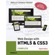 Web Design with HTML & CSS3 by Jessica Minnick