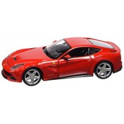 2012 Ferrari F12 Berlinetta [Bburago 26007], Rojo, 1:24 Die Cast