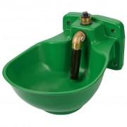 Kerbl Cuve d'eau en plastique chauffante
