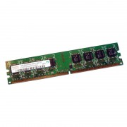 1Go Ram Hynix DDR2-533 PC2-4200U 240-Pin DIMM Dual Rank HYMP512U64CP8-C4 CL4