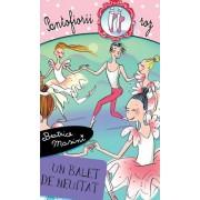 Un balet de neuitat, Pantofiorii roz, Vol. 13