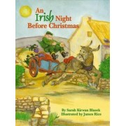An Irish Night Before Christmas by Sarah Kirwan Blazek