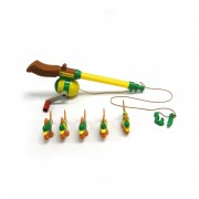 John Deere Electronic Fishing Pole - 35073A
