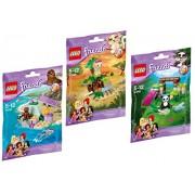 Lego Friends Animal Set Series 6 41047 41048 41049 by LEGO